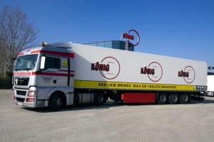 Dipl. Kfm. Günther König Transportgesellschaft m.b.H.