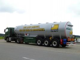Paul Klacska Gesellschaft m.b.H. - Mineralöltransporte