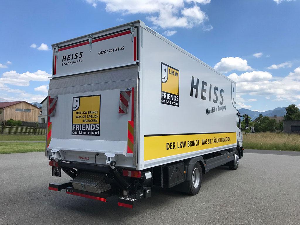 Heiss Transporte