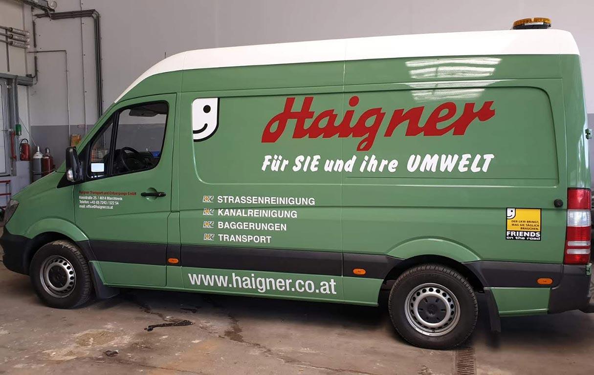 Haigner Transport u Entsorgung GmbH